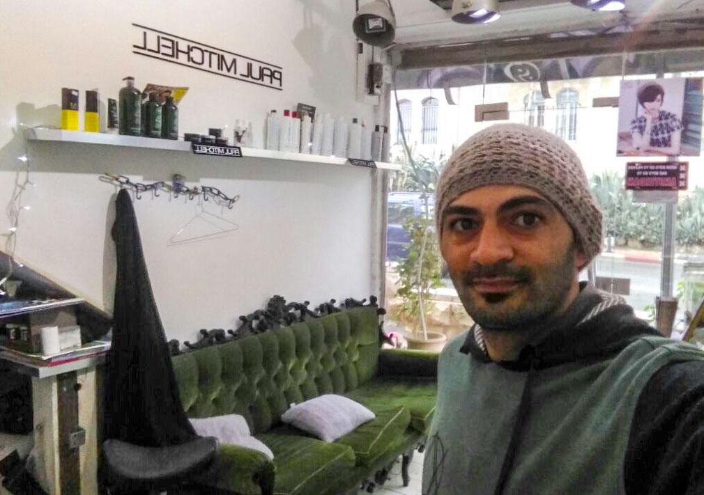Daniel-Ben Best hairdresser in Jerusalem